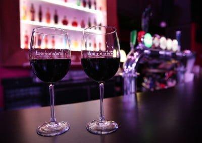 Coupes de vin